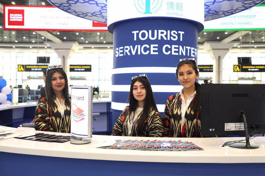 Аэропорт Ташкент (TAS): стыковка, транзит,  выход в город