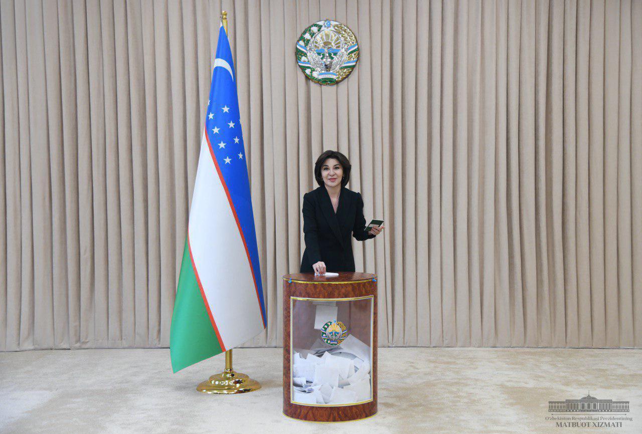 Наблюдатель поведала  овыборах вУзбекистане иТаджикистане