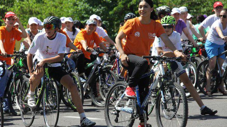 В Ташкенте пройдет велотур «Здоровая семья – богатство общества»