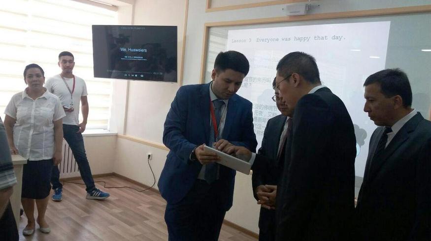 В Ташкенте открылся первый
