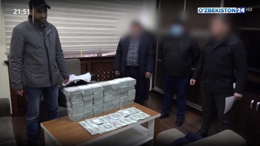 Коррупцион жиноятлар оқибатида жами 371 млрд сўм бюджет маблағлари талон-торож қилинган