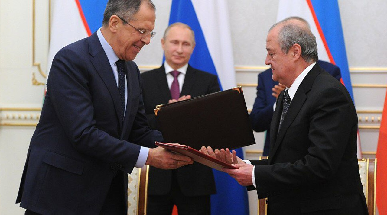 Лавров обсудит ситуацию вЦентральной Азии сглавой МИД Узбекистана