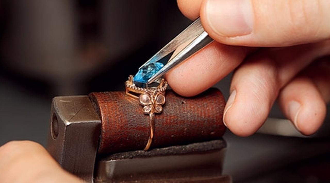 Виды обработки ювелирных изделий фото