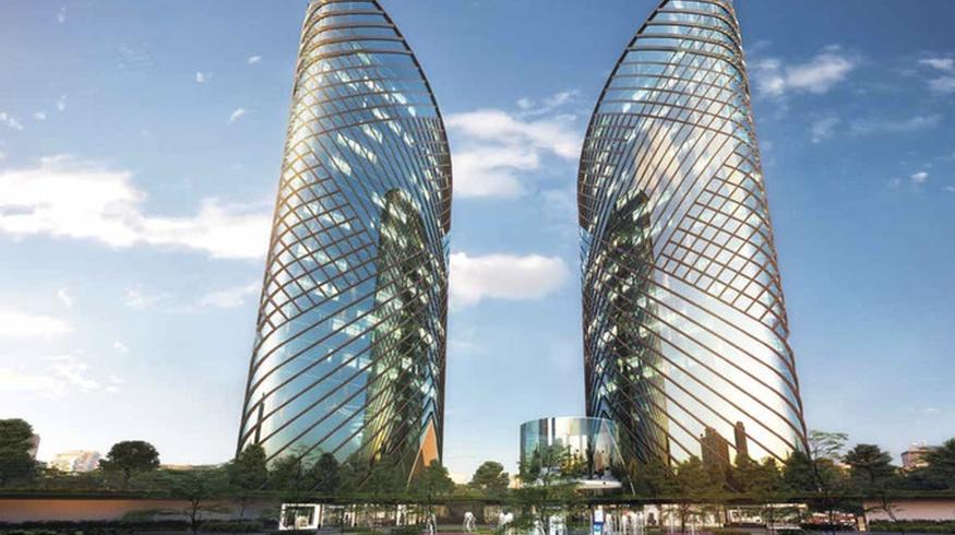 В Ферганской долине возведут первые небоскребы