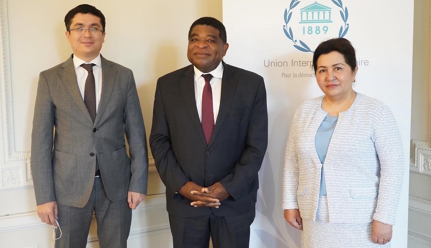 Танзила Нарбаева провела ряд встреч в Женеве