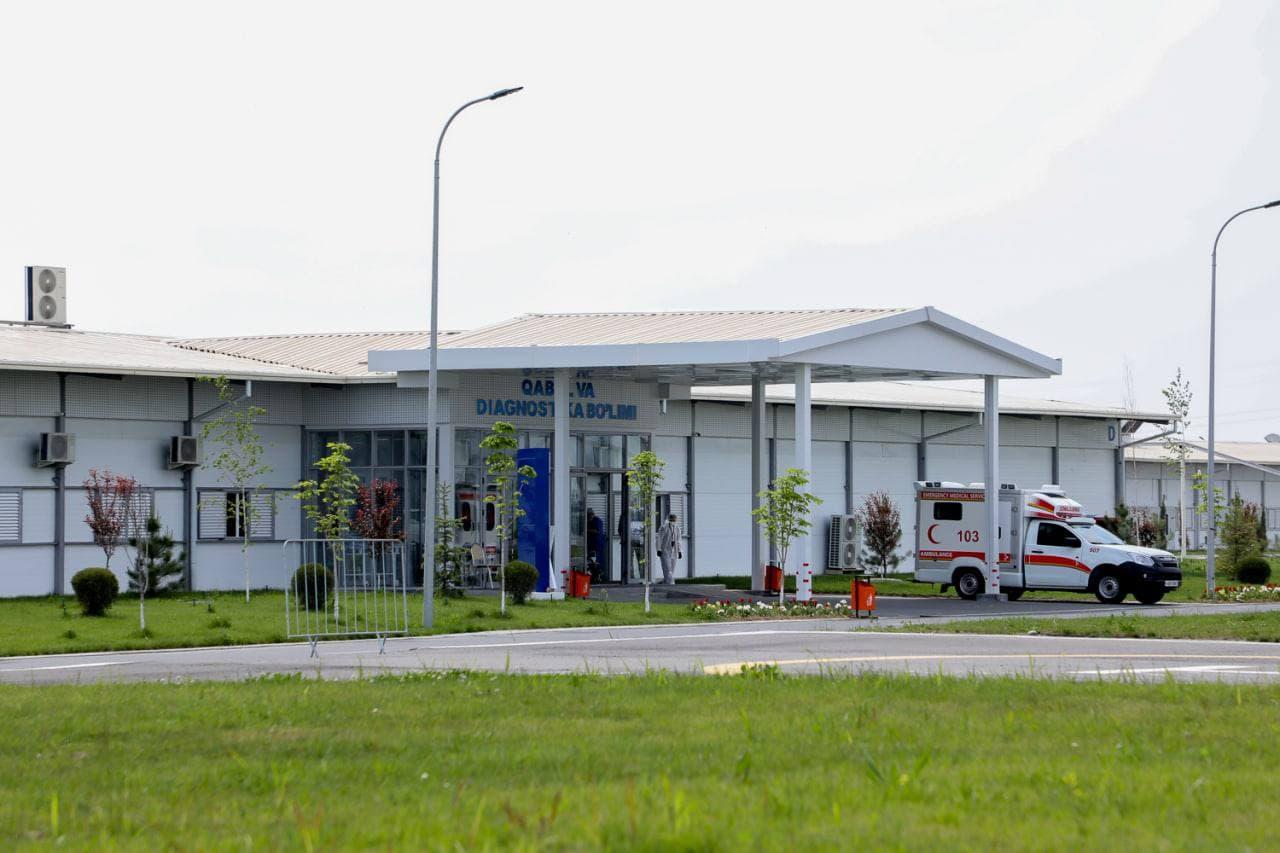Количество пациентов c COVID-19 в Зангиатинской больнице выросло в 1,5 раза, реанимации заполнены